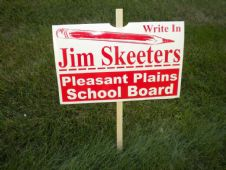 Stake Signs