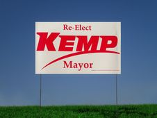 Instant Install Yard Signs